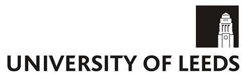 The University of Leeds logo